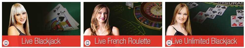 Winner live online casino