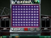 Winner keno