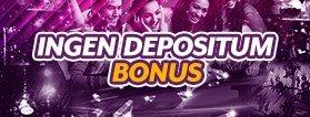 Ingen Depositum Bonus